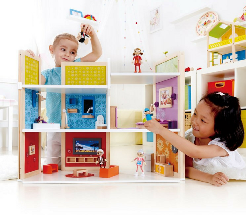 Gift guide the best doll houses accessories for your doll best modern doll houses for girls gift ideas for 4 year old girls best negle Choice Image