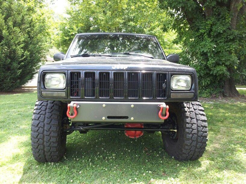 Custom Stubby Winch Bumper Winch Bumpers Jeep Xj Jeep Cherokee