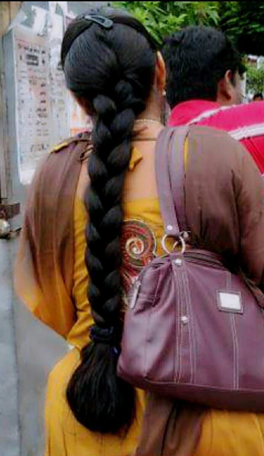 Pin by Preksha Pujara on Thick long hair braids   Pinterest   Hair     Thick Braid  Thick Long Hair  Long Hair Styles  Cute Hair  Ponytail   Beautiful Braids  Hair And Beauty  Longer Hair  Bollywood
