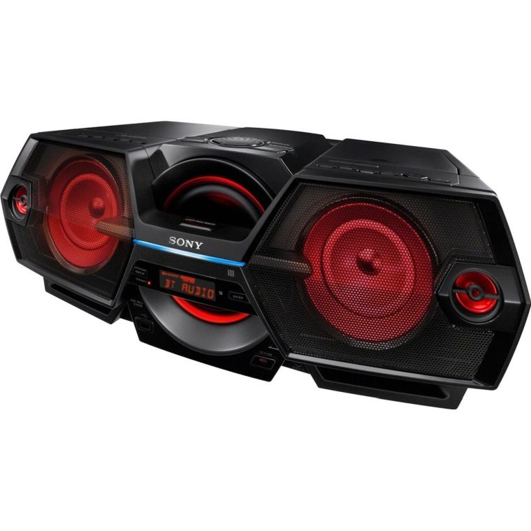 Sony Bluetooth Nfc Wireless Xplod Boombox Powerful All In One Boombox Boombox Design Sony