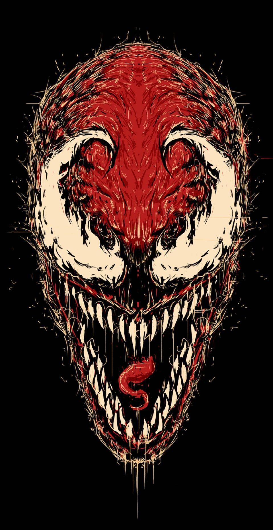 Terror. 07.12.1987.. Marvel venom, Marvel art, Marvel