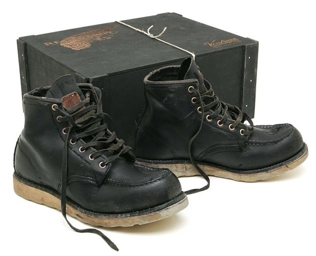 Vintage Red Wing work boots