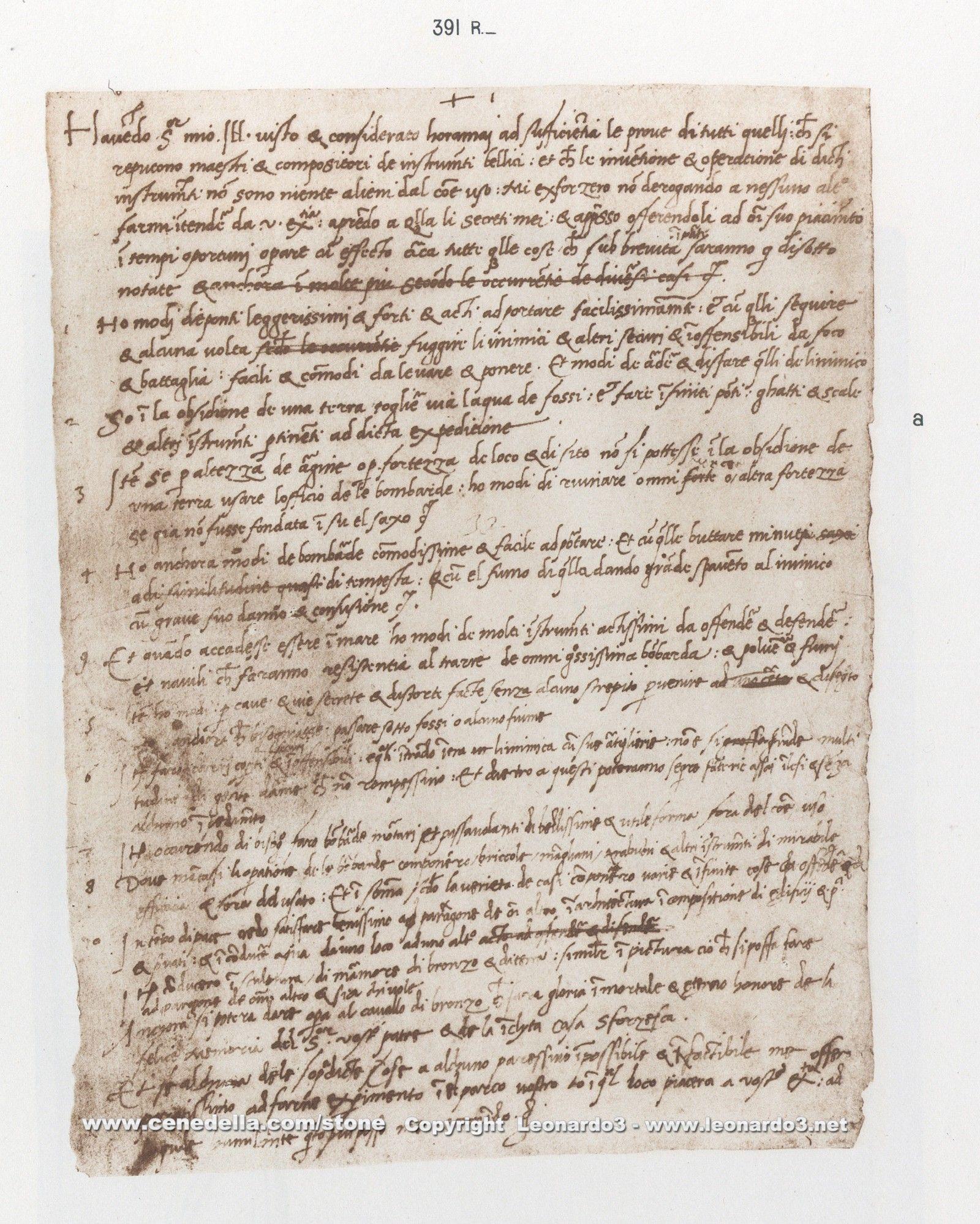 Leonardo Da Vinci Resume Even A Genius Has To Sell Himself… The Remarkable Resume Of Leonardo .