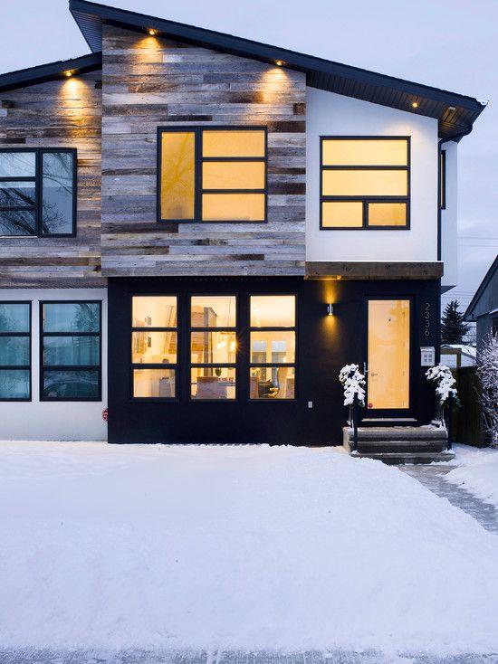 71 Contemporary Exterior Design Photos Facade House Contemporary Exterior Design Contemporary House Design Contemporary house window design