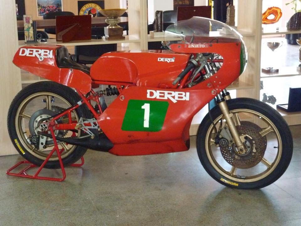 Derbi 250 1975
