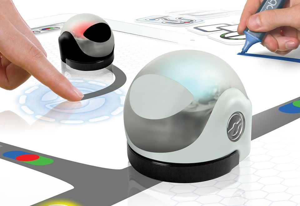 Best kids tech toys and gifts: Ozobot robots -- perhaps