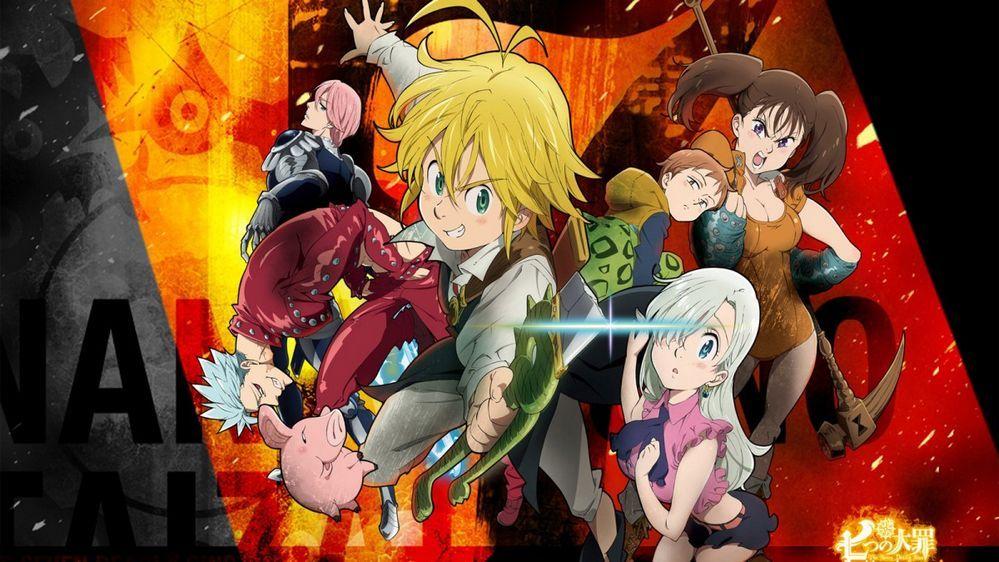 Nanatsu No Taizai 1 Audio Latino Anime All Anime Animes To Watch