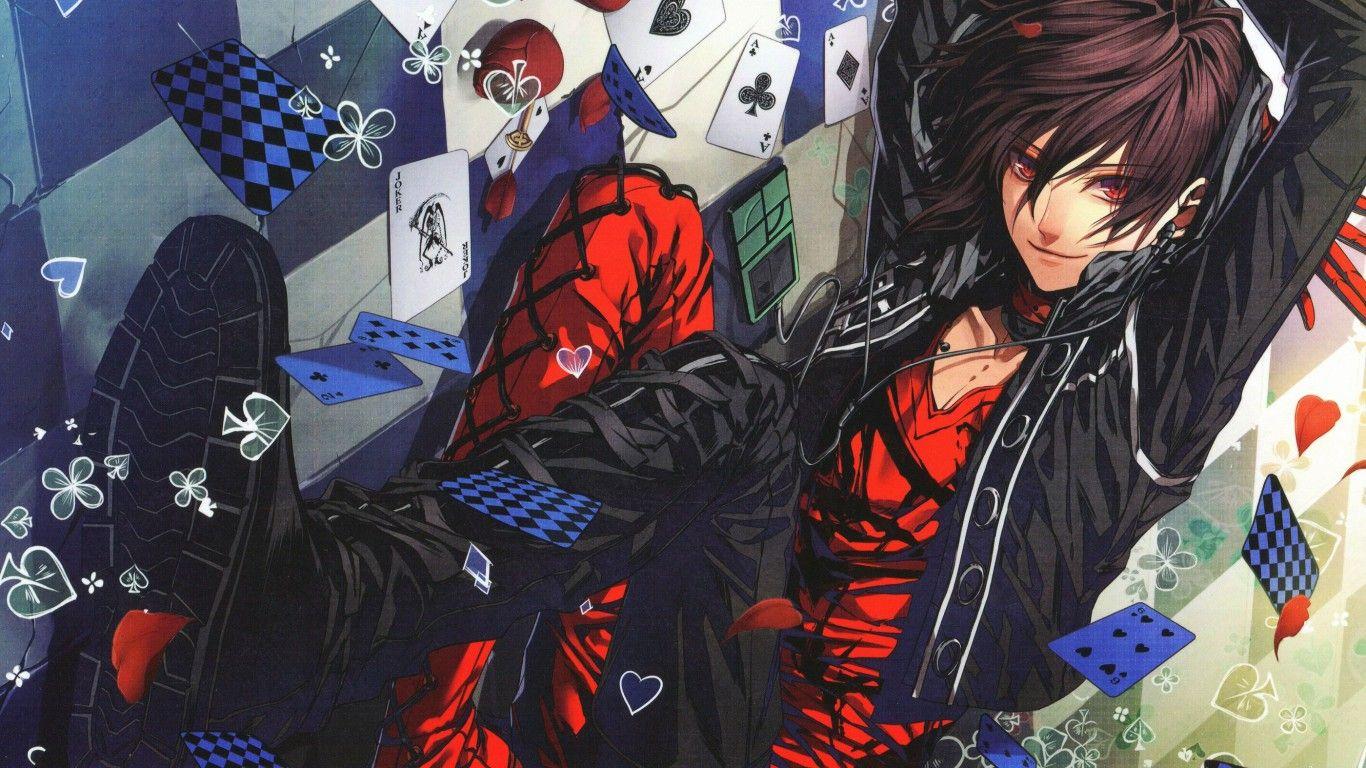 Anime Guy Headphones Wallpaper Hd Images 3 Amnesia Anime Anime Guys Evil Anime