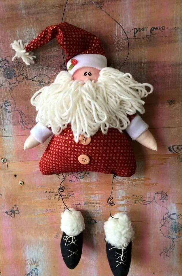 Pin de olga angela leon de quiroz en navidad pinterest - Adornos navidenos artesanales ...