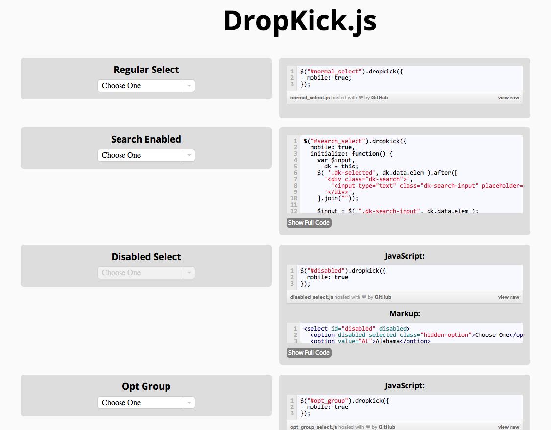 Version 2 0 of the great JavaScript plugin for creating beautiful