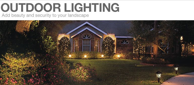 Exterior Lighting Buying Guide at The Home Depot LED Lighting