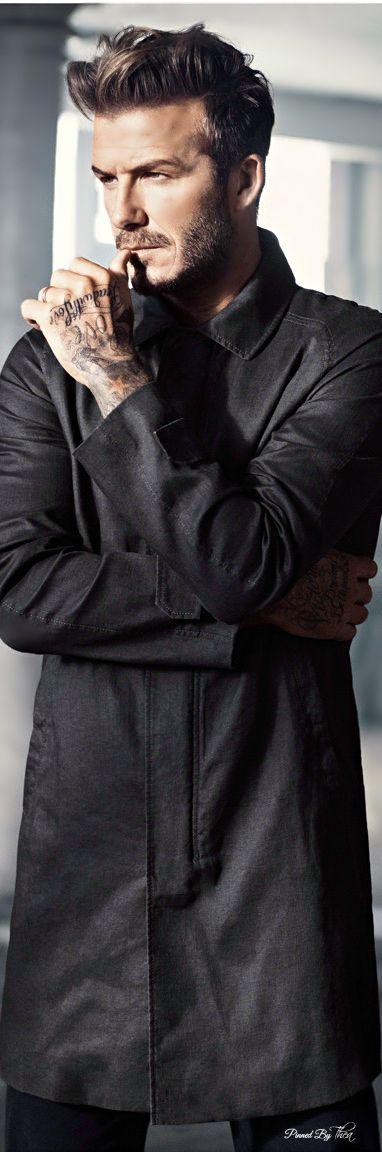 HM SS 2015 David Beckham   House of Beccaria~   Raddest Men's Fashion Looks On The Internet: http://www.raddestlooks.org