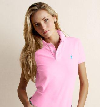 Pink Ralph Lauren Polo