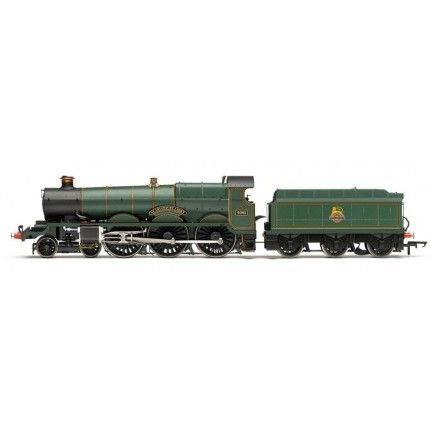 Hornby BR 4-6-0 'Glastonbury Abbey' 4000 Class - DCC Fitted - £151.99