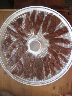 One Kitchen at a Time - Homemade Jerky