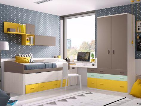 Chambre a coucher moderne - GLICERIO - SONUIT #interiordesign