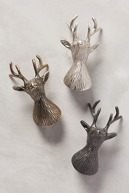 Stag Finials Finials Stag Hardware