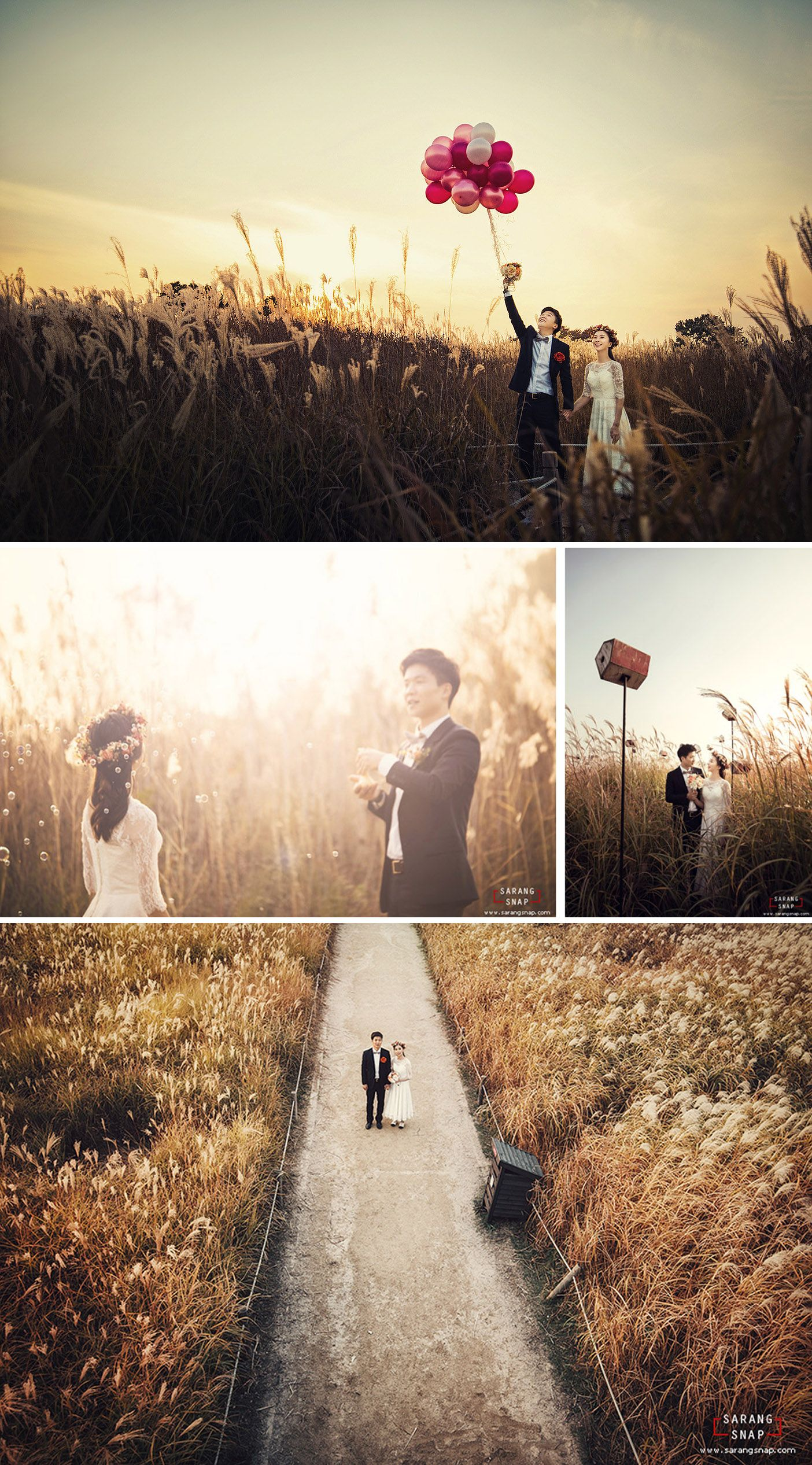 11 Beautiful Pre-wedding Locations in Seoul That All