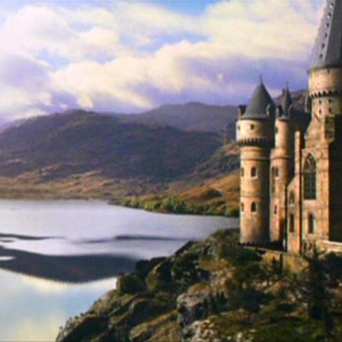 Hogwarts Lake Loch Shiel Glencoe Hogwarts Scotland New Travel
