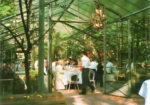 Hochzeitsgesellschaft im Gewchshaus in HannoverRicklingen  Hochzeit  Hochzeitslocation