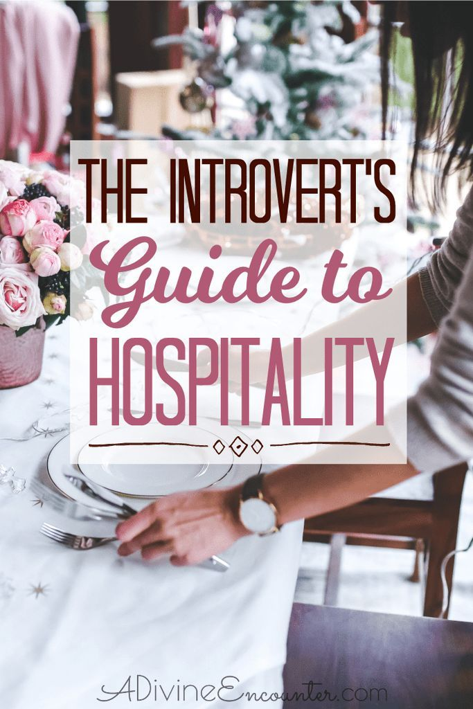 Hospitality can be a challenge for introverts. Christian hospitality is important, but how can introverts show hospitality without losing their sanity or sacrificing their own well-being? Click to read some strategic tips about hospitality for introverts. #christian #introvert #faith #introvertproblems #relationshipgoals #introverted #hospitality #introvertlife