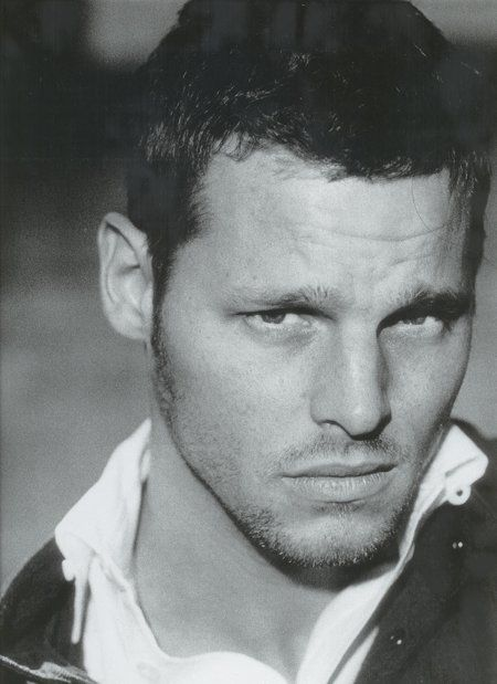 justin chambers and his twin brother