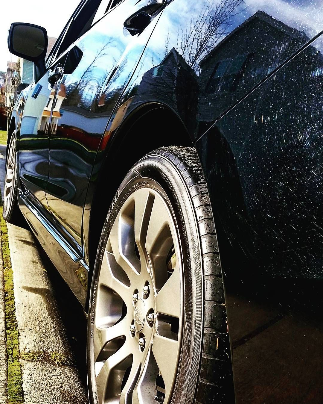 Clean For A Few Days Before It Rains Again Subaru Impreza