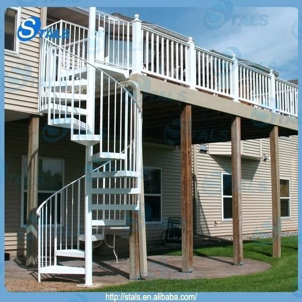 Best Spiral Staircase Outdoor Outdoor Spiral Staircase Prices 400 x 300