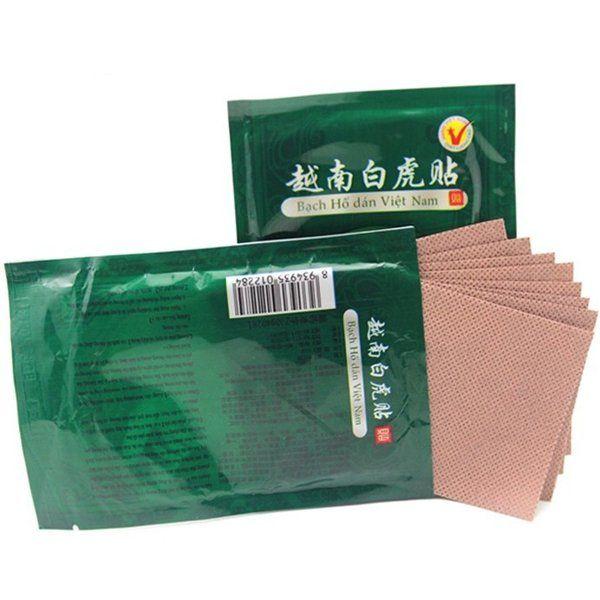 16Pcs Tiger Balm Plaster Pain Relief Rheumatoid Arthritis Lumbar Cervical Spondylosis Meridians Patc at Banggood