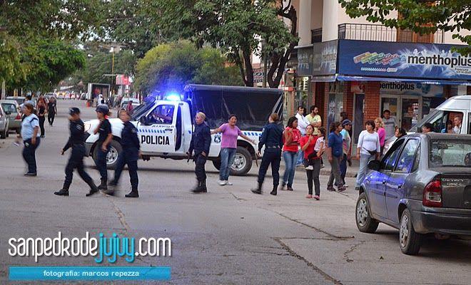 Pablo Moral Cruz - Jujuy: SIGUE LA VIOLENCIA DEL SEOM, AHORA ATACARON A GOLP...