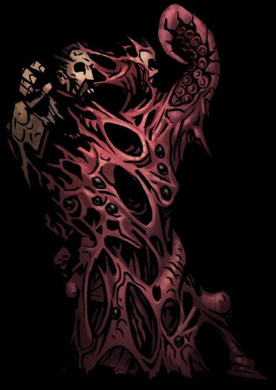 Imperfect Reflection Png Darkest Dungeon Dark Fantasy Lovecraftian