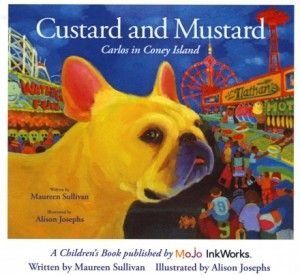 Custard and Mustard. great books!