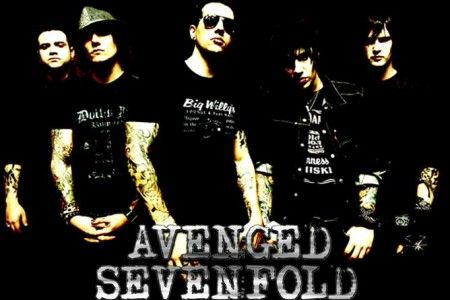 Avenged Sevenfold Is My Favorite Band Of All Time They Are