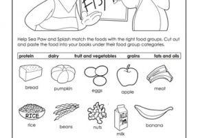 food groups worksheet grade 1 nutrition pinterest tags 1 and group. Black Bedroom Furniture Sets. Home Design Ideas