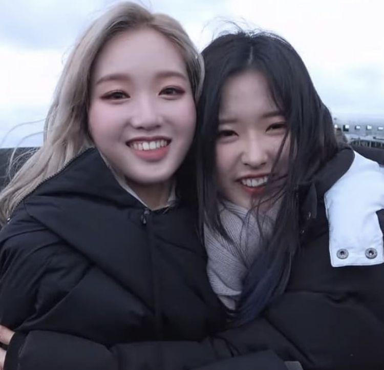Girlfriend Kpop Group Girlfriend Kpop In 2020 Girlfriend Kpop Olivia Hye Kpop Girl Groups