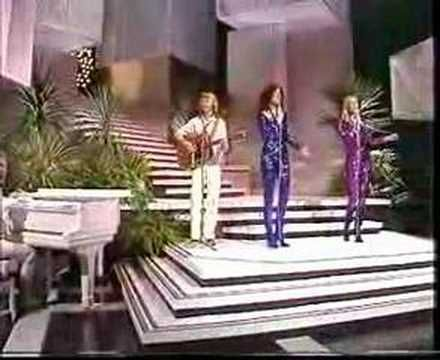 Abba - Thank You For The Music (live)