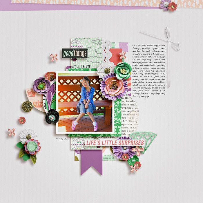 #scrapbook #layout #digital #creative #create #digiscrap #scrapbooking #sweetshoppedesigns