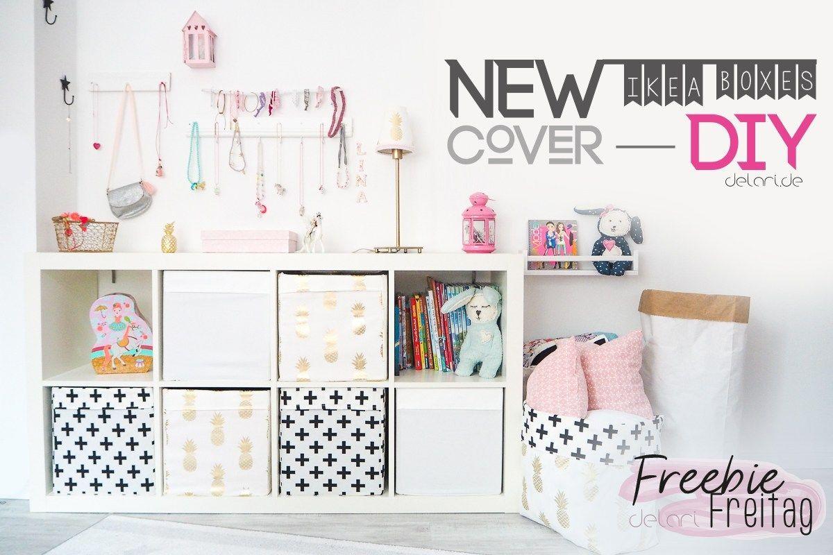 12 coole IKEAHacks fürs Kinderzimmer Ikea kinderzimmer