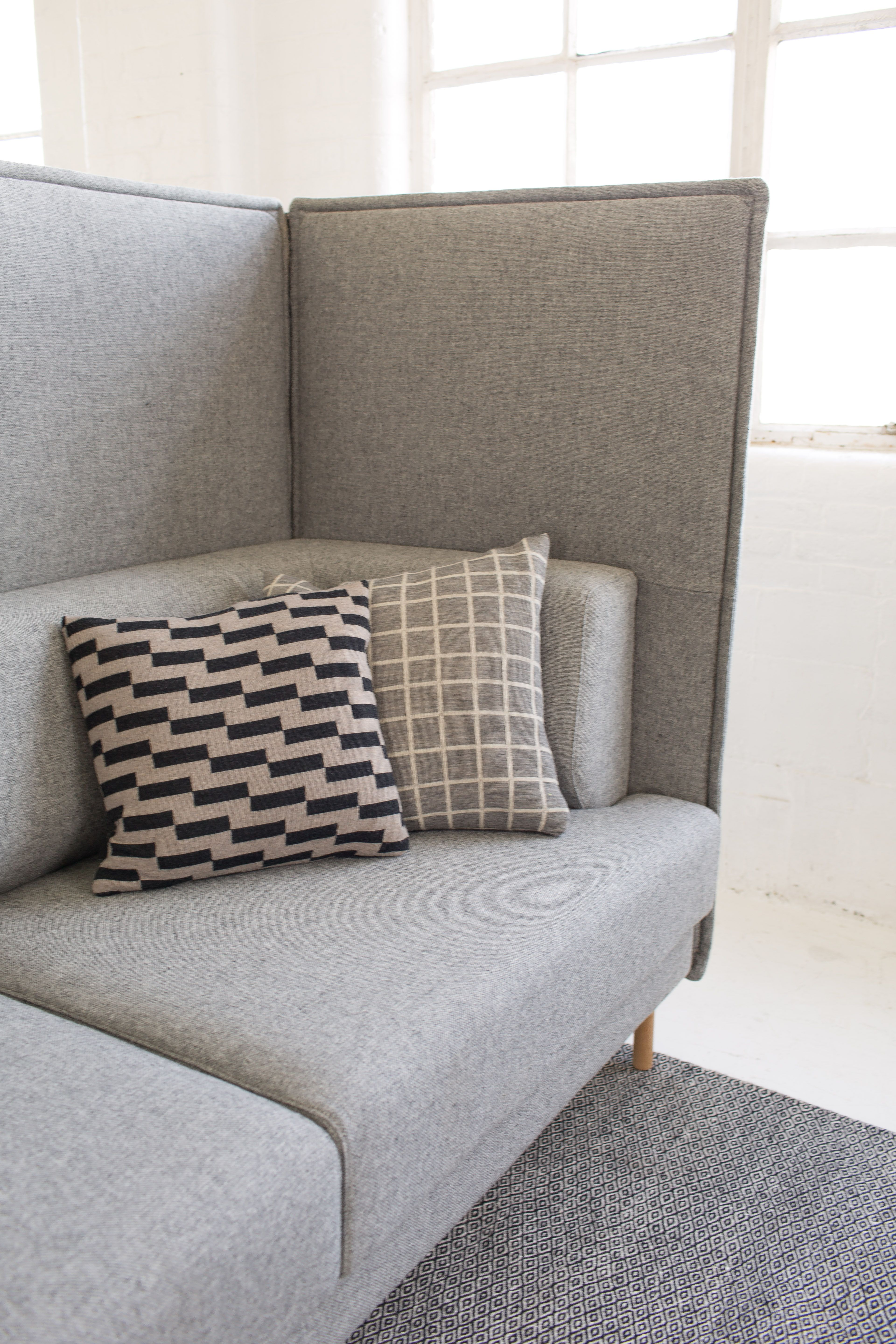 Private Sofa By Icons Of Denmark With Optional Power Integration