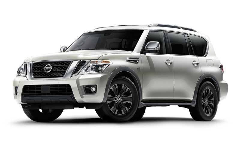 2020 Nissan Armada Review Pricing And Specs With Images