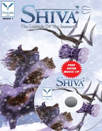 Shiva the legends of the immortal book 1 new arrivals free shiva the legends of the immortal book 1 fandeluxe Choice Image