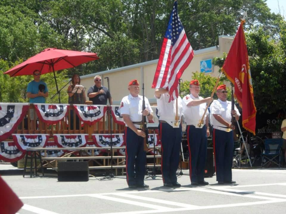 Memorial Day 2013 in Senoia, GA