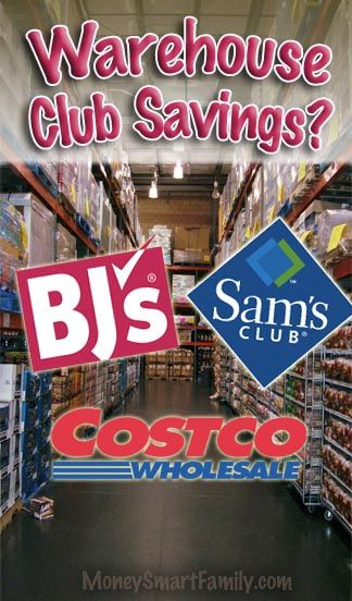 Wholesale Clubs What Is A Warehouse Club Do They Really Save You