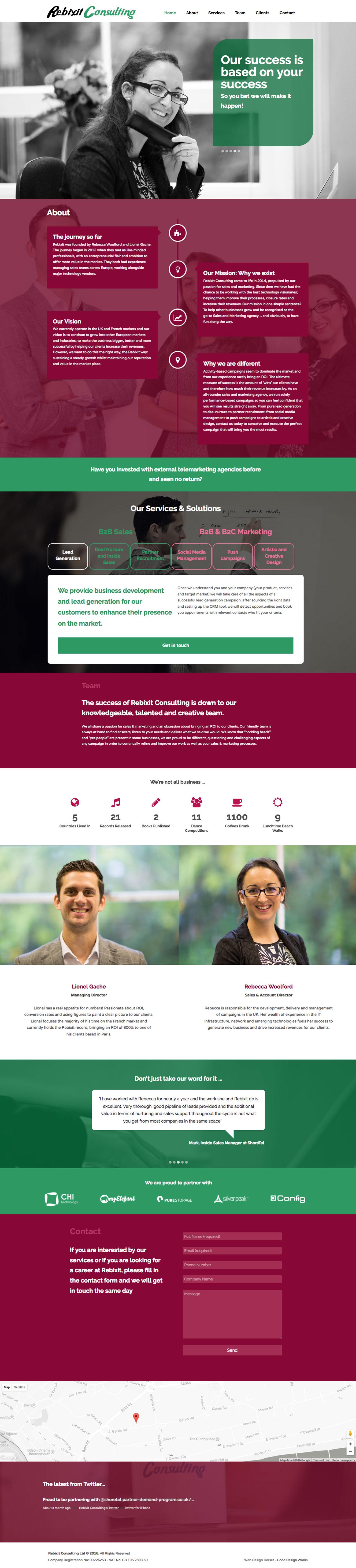 Our Work Portfolio Website Design Cool Designs Website Design