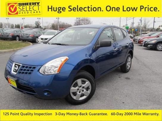 Cars For Sale: 2010 Nissan Rogue S