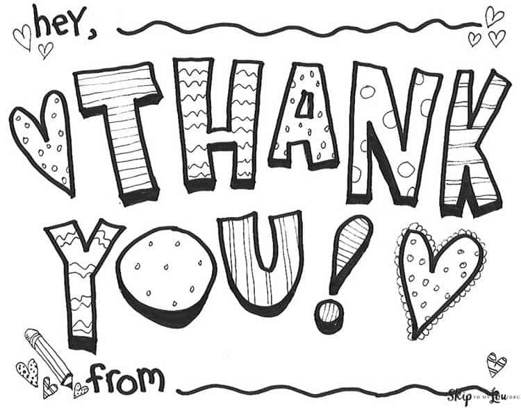 Printable Thank You Sign Printable Thank You Cards Thank You Sign Thank You Printable