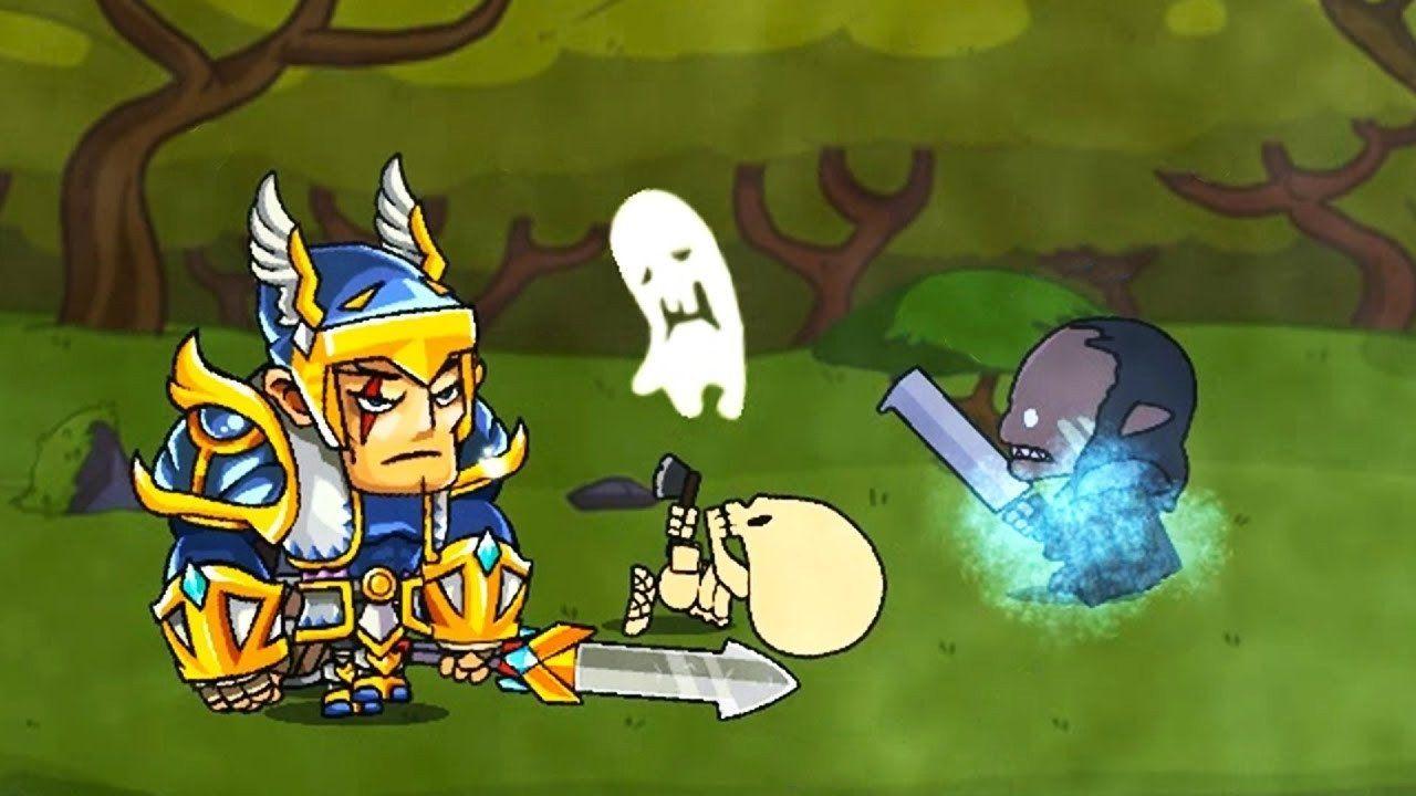 Royal Defense King Simple & fun strategy game! Enemy