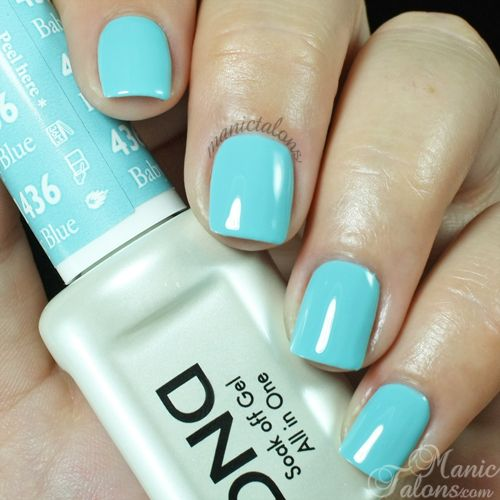 Daisy Duo Baby Blue   Daisy Duo Soak Off Gel   Pinterest   Baby blue ...