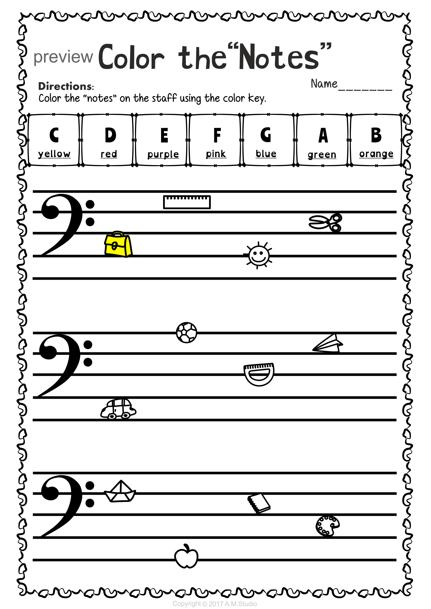 worksheet Note Naming Worksheets For Piano back to school bass clef note naming worksheets worksheets