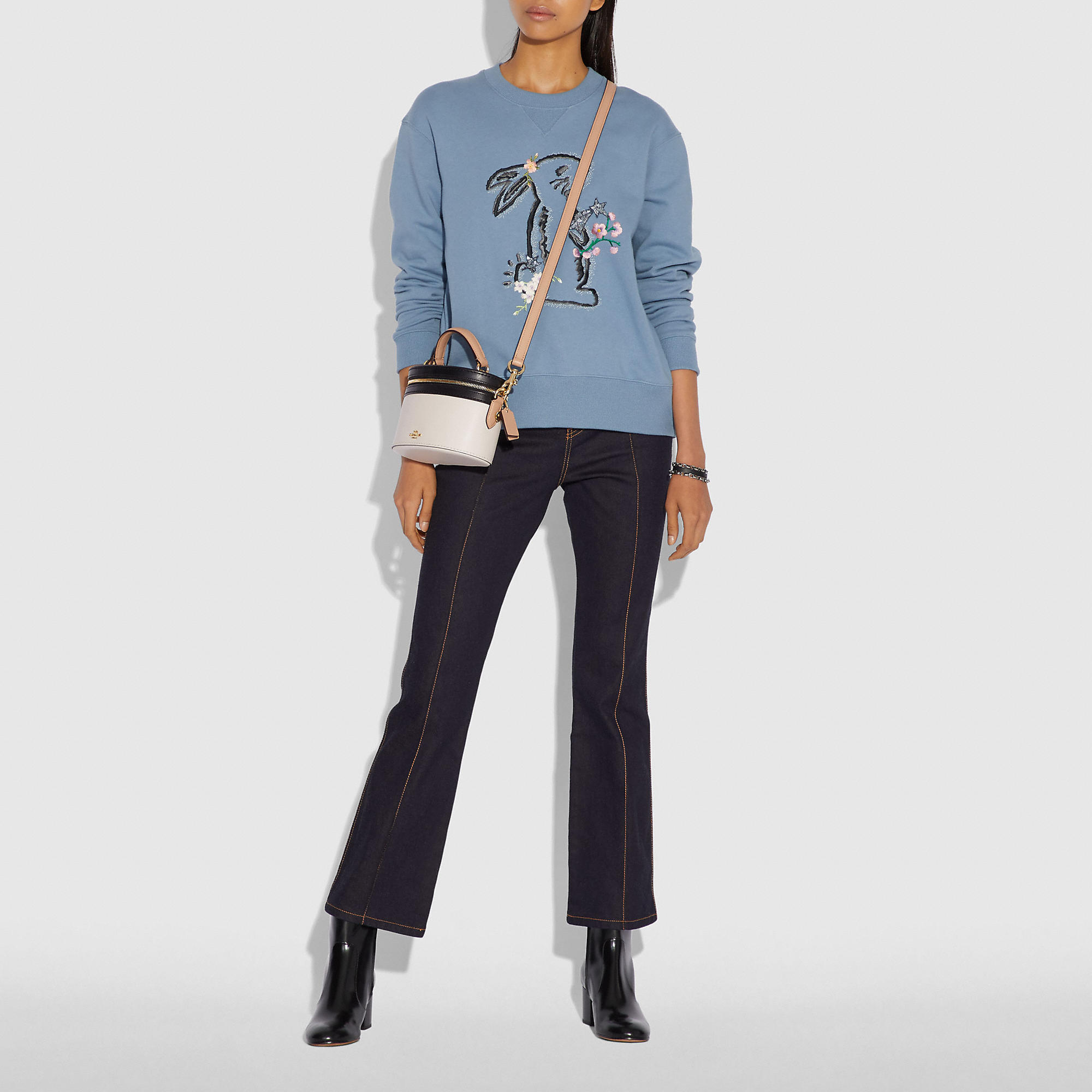 91f10cc36e1a COACH Selena Trail Bag In Colorblock - Women s Designer Crossbody ...